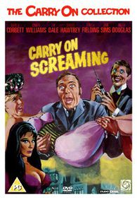 Carry On Screaming             - (Import DVD)