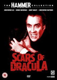 Scars of Dracula - (Australian Import DVD)