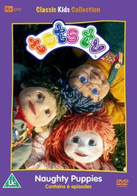 Tots Tv-Naughty Puppies        - (Import DVD)