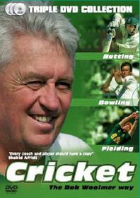 Cricket-Bob Woolmer Way        - (Import DVD)