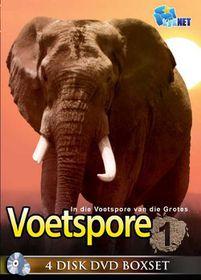 Voetspore 1 - (DVD)
