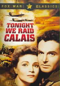 Tonight We Raid Calais - (Region 1 Import DVD)