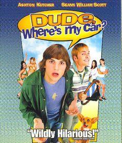 Dude Where's My Car - (Region A Import Blu-ray Disc)
