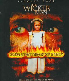 Wicker Man - (Region A Import Blu-ray Disc)