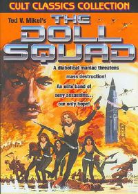 Doll Squad - (Region 1 Import DVD)