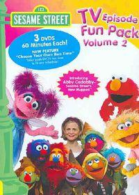 TV Episode Fun Pack Vol 2 - (Region 1 Import DVD)
