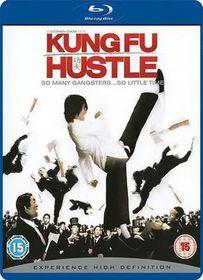 Kung Fu Hustle - (Import Blu-ray Disc)