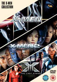 X-Men Triple Set (Live Action) - (Import DVD)