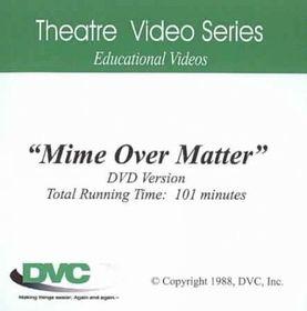 Mime over Matter - (Region 1 Import DVD)