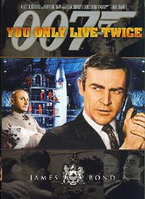 You Only Live Twice - (Region 1 Import DVD)