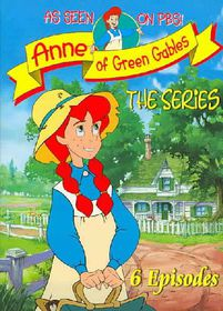 Anne the Animated Series Vol 1-3 - (Region 1 Import DVD)