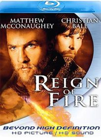 Reign of Fire - (Region A Import Blu-ray Disc)