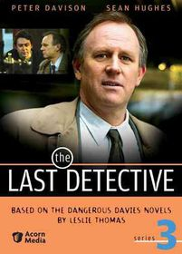 Last Detective Series 3 - (Region 1 Import DVD)
