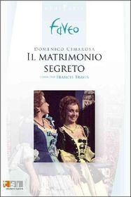 Cimarosa - Il Matrimonio Segreto (DVD)
