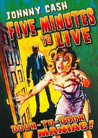 5 Minutes to Live - (Region 1 Import DVD)