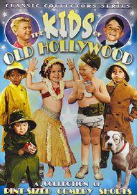 Kids of Hollywood - (Region 1 Import DVD)