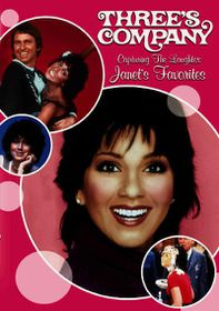 Three's Company: Capturing the Laughter Janet's Episodes - (Region 1 Import DVD)