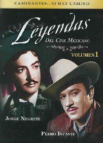Leyendas Mexicano - (Region 1 Import DVD)