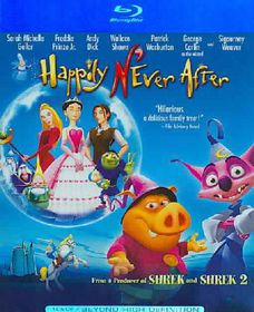 Happily N'ever After - (Region A Import Blu-ray Disc)