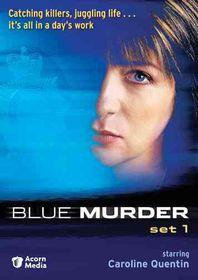 Blue Murder Set 1 - (Region 1 Import DVD)