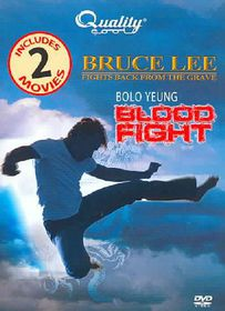 Bruce Lee Fights Back from the Grave - (Region 1 Import DVD)