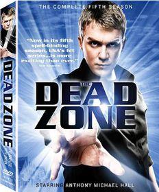 Dead Zone Season 5 - (Region 1 Import DVD)