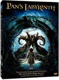 Pan's Labyrinth - (Region 1 Import DVD)