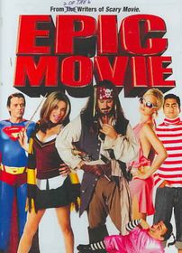 Epic Movie - (Region 1 Import DVD)