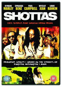 Shottas - (Import DVD)