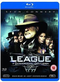 League Of Extraordinary Gentlemen, The - (Import Blu-ray Disc)