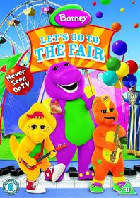 Barney - Let's Go to the Fair - (Import DVD)