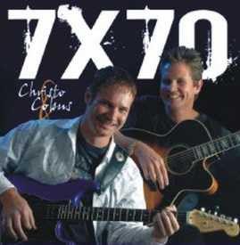 Christo & Cobus - 7 X 70 (CD)