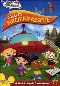 Little Einsteins: Rocket's Firebird Rescue - (Region 1 Import DVD)