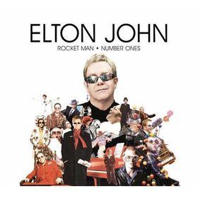 Elton John - Rocket Man - The Definitive Hits (CD)