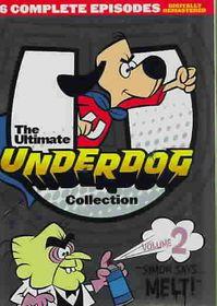 Ultimate Underdog:Vol 2 - (Region 1 Import DVD)