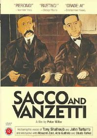 Sacco and Vanzetti - (Region 1 Import DVD)