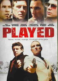 Played - (Region 1 Import DVD)