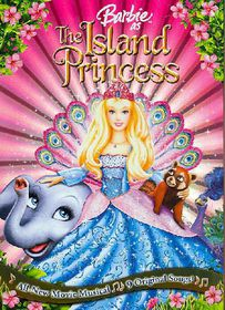Barbie As the Island Princess - (Region 1 Import DVD)