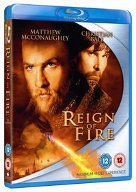 Reign of Fire - (Import Blu-ray Disc)