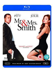 Mr & Mrs Smith - (Import Blu-ray Disc)