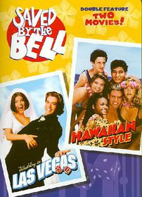 Saved by the Bell - Hawaiian Style/Wedding in Las Vegas - (Region 1 Import DVD)