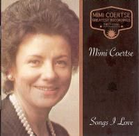 Mimi Coertse - Songs I Love (CD)