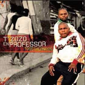 Tizozo & Professor - Togetherness (CD)