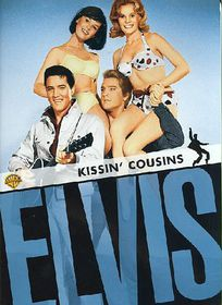 Kissin Cousins - (Region 1 Import DVD)