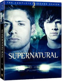 Supernatural:Complete Second Season - (Region 1 Import DVD)