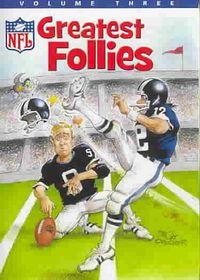 Nfl Greatest Follies V3 - (Region 1 Import DVD)