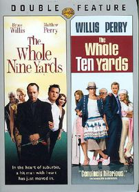 Whole Nine Yards/Whole Ten Yards - (Region 1 Import DVD)