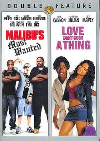 Malibu's Most Wanted/Love Don't Cost - (Region 1 Import DVD)