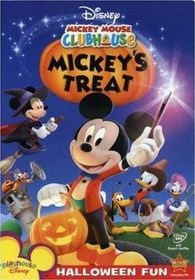 Mickey Mouse Clubhouse - Mickey's Treat - (Region 1 Import DVD)