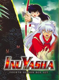 Inuyasha Vol 4 Season IV Box Set - (Region 1 Import DVD)